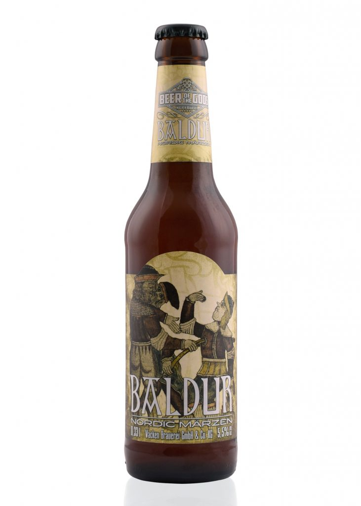 Baldur Beer of th Gods
