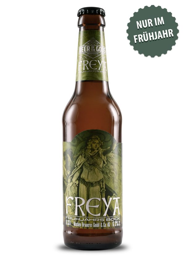 freya beer of the gods
