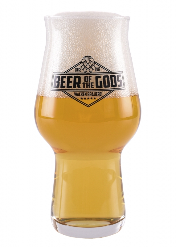 Beer of the Gods - Beer Glass Craftmaster One, tasting glass, 100 ml with calibration mark