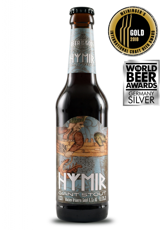 Hymir- Giant Stout - 0,33l Flasche - Beer of the Gods