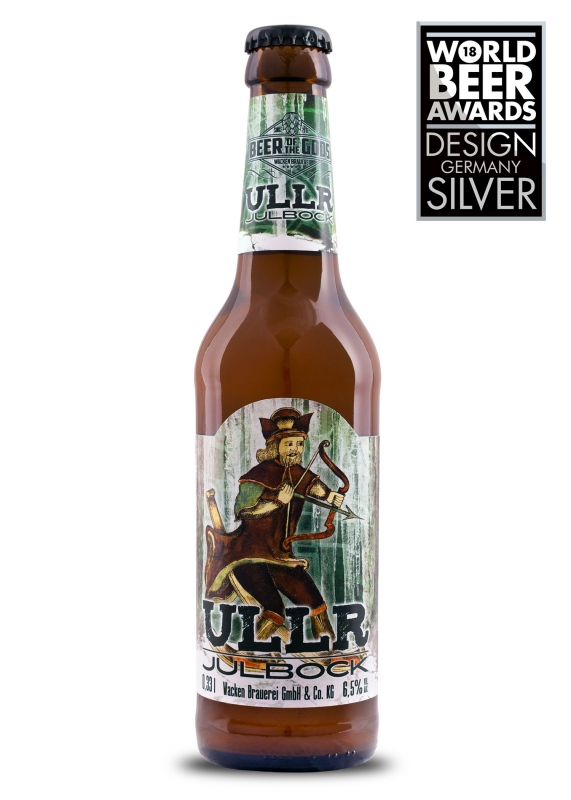 Ullr - Julbock - 0.33l bottle