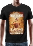 Crafty Loki - Wacken Brauerei, T-Shirt