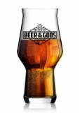 6 x Beer of the Gods - Bierglas Craftmaster One, 300ml mit Eichstrich - Wacken Brauerei