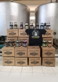 Variety of permanent beers - The Wacken Brewerys beer subscription - for a whole year