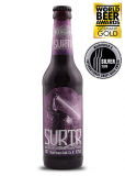 Surtr - Smoked Porter, 0.33l bottle, Beer of the Gods